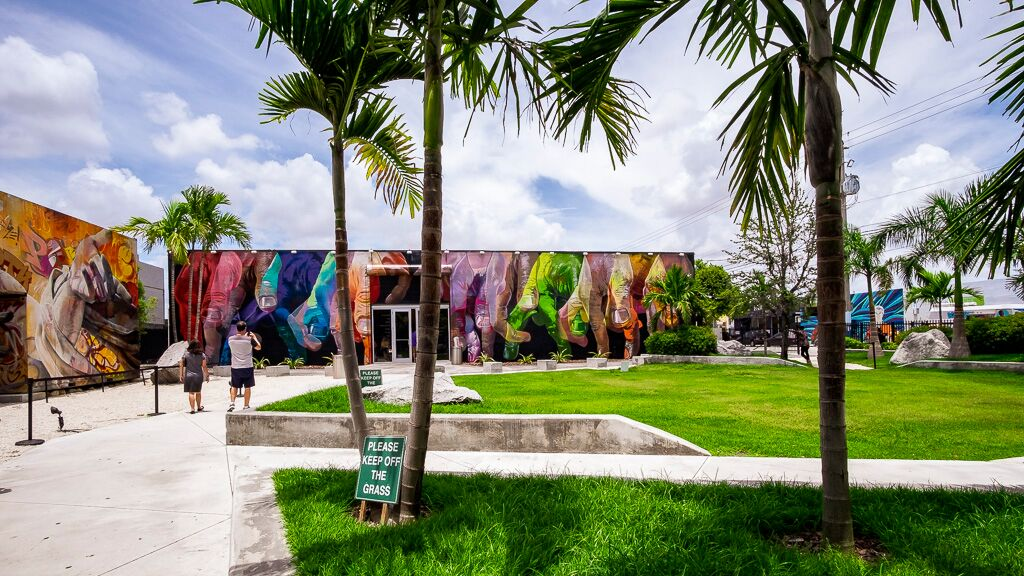 Wynwood Arts District: o lugar da arte urbana